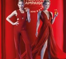 Calendrier Campari 2016 avec Kate Hudson