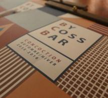 Le By Coss Bar vient de dévoiler sa nouvelle carte de cocktails