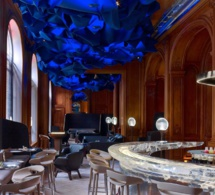 "Le Bar du Plaza Athénée élu meilleur ""Interior Design Bar"""