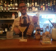 Bartenders at work by Infosbar : le CV express de Quentin Beurgaud