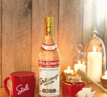 Cocktail Stoli® Winter Mule