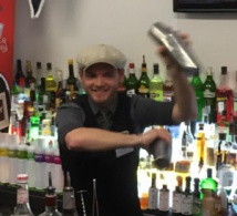 Bartenders at work by Infosbar : le CV express de Nicolas Margeot