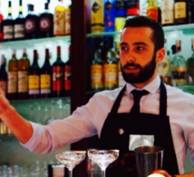 Bartenders at work by Infosbar : le CV express de Pierre Blin