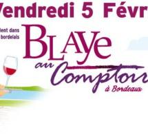 Blaye au Comptoir Bordeaux 2016
