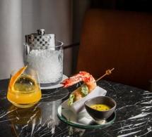 """Cocktail """"Parisian Smash"""" au Bar Les Heures"""