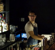 Bartenders at work by Infosbar : le CV express de Romain Plagnat