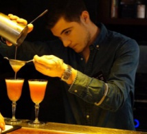 Bartenders at work by Infosbar : le CV express de Valentin Disson