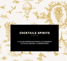 Cocktails Spirits Paris 2016
