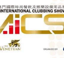 MICS MACAU 2016 : Asian Club & Bar Awards