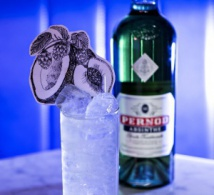 Garde la pêche par Pernod Absinthe / Lulu White - Paris Cocktail Week 2016