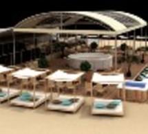 Infosbar partenaire de la plage ATRIUM BEACH au Festival de Cannes du 14 au 25 mai