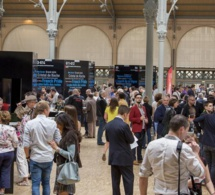 Winelab 2016 au Carreau Du Temple à Paris