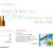 Nouveau site web pour GIFFARD