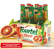 Tourtel Twist lance Tourtel Twist Orange Sanguine