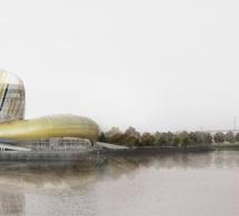 La Cité du Vin à Bordeaux dévoile son restaurant, son bar et cave à vin