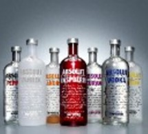 Pernod Ricard décroche ABSOLUT Vodka