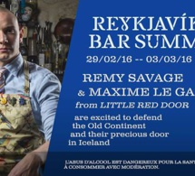 The Reykjavik Bar Summit 2016