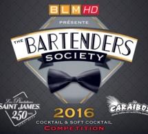 The Bartenders Society dévoile la liste des finalistes
