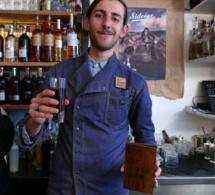 Bartenders at work by Infosbar : le CV express de Frantz De Robert