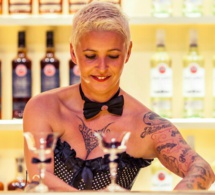 Bartenders at work by Infosbar : le CV express de Cathy Mutis