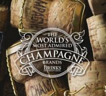 Les marques de Champagne les plus appréciées du monde en 2016