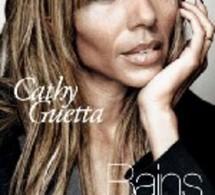 'Bains de nuit', nouvel ouvrage autobiographique by Cathy Guetta