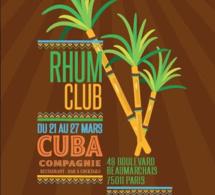 Festival Rhum Club au Cuba Compagnie