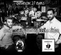 Acte I: Carry Nation X Père Blaize