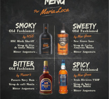 Rhum Fest Paris 2016 : le Old Fashioned Bar by Maria Loca