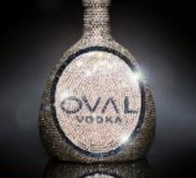 Oval vodka lance une série limitée en partenariat avec Swarovski
