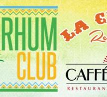 Rhum Club Festival : 2ème édition aux restaurants La Créole & Caffé Créole à Paris