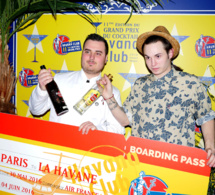 Infosbar Inside : Finale France Grand Prix Havana Club 2016 au Badaboum