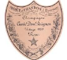 Dom Pérignon Rosé Vintage 1959 : enchère record lors d'une vente historique à New York
