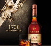 Fête des Pères 2016 : Rémy Martin 1738 Accord Royal