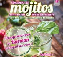 La Pachanga propose un  concours de mojitos pour les amateurs