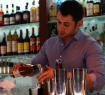 Bartenders at work by Infosbar : le CV express de Giovanni Di Giacomo