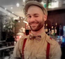 Bartenders at work by Infosbar : le CV express de Giampetro Morisi