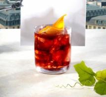 Recette Cocktail G'Vine Negroni
