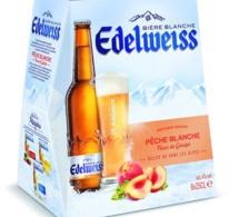 Edelweiss Pêche Blanche et Fleur de Génépi
