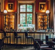 Nouvelle carte de cocktails au Bar-Bibliothèque du Saint James Paris