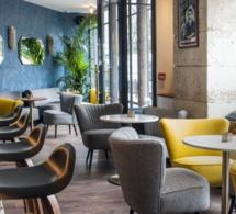 Le Cocktail Bar de l'hôtel André Latin à Paris