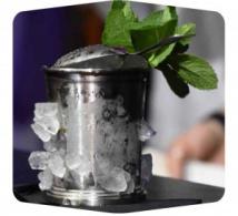 Le Jardin de Pépé par Barbara Si-Dris / Bartender American Whiskeys Contest 2016