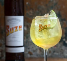 "Cocktail ""Suze Spritz"""