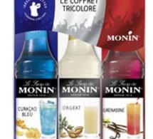 Coffret tricolore by MONIN