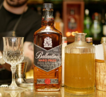Roadshow Ballantine's Hard Fired à Paris et Lyon