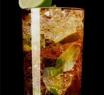 """Cocktail """"Kraken Black Mojito®"""" by Kraken"""