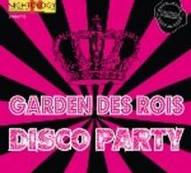 10 ème Garden des Rois - Nightology 2008 sous le signe du disco