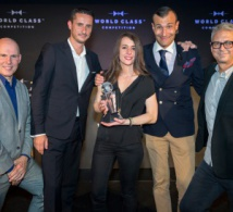 Infosbar Inside  : Jennifer Le Nechet remporte la finale France du World Class 2016