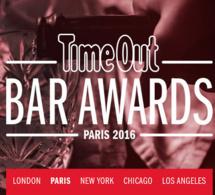 Bar Awards 2016 par Time Out Paris : le palmarès