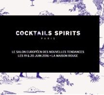 Cocktails Spirits Paris 2016 : programme du Bar Rouge et du Symposium P(our)
